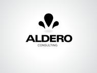 Aldero Consulting Logo - Entry #154