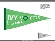 Logo for Ivy Voices - Entry #63
