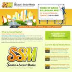Sasha's Social Media Logo - Entry #80