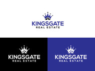 Kingsgate Real Estate Logo - Entry #47