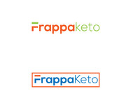 Frappaketo or frappaKeto or frappaketo uppercase or lowercase variations Logo - Entry #19