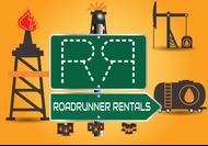 Roadrunner Rentals Logo - Entry #163