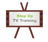 Move Up TV Training  Logo - Entry #8