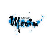 Keep It Movin Logo - Entry #244