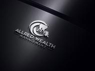 ALLRED WEALTH MANAGEMENT Logo - Entry #513