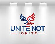 Unite not Ignite Logo - Entry #46