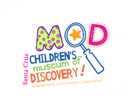 santa cruz children's museum of discovery  MOD Logo - Entry #13