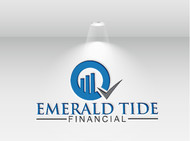 Emerald Tide Financial Logo - Entry #230