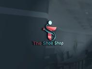 The Shoe Shop Logo - Entry #83