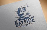 Bayside Tackle Logo - Entry #101