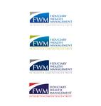 Fiduciary Wealth Management (FWM) Logo - Entry #63