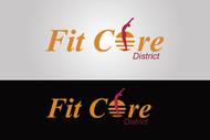 FitCore District Logo - Entry #137