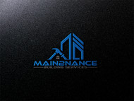 MAIN2NANCE BUILDING SERVICES Logo - Entry #214