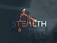 Stealth Projects Logo - Entry #183