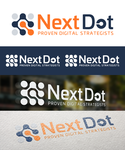 Next Dot Logo - Entry #274