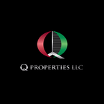 A log for Q Properties LLC. Logo - Entry #70