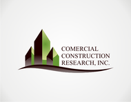 Commercial Construction Research, Inc. Logo - Entry #232