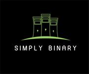 Simply Binary Logo - Entry #108