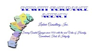 """DeWitt Insurance Agency"" or just ""DeWitt"" Logo - Entry #263"