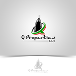 A log for Q Properties LLC. Logo - Entry #47