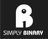 Simply Binary Logo - Entry #77