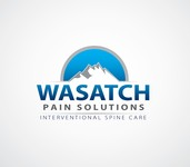 WASATCH PAIN SOLUTIONS Logo - Entry #163