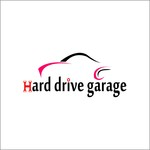 Hard drive garage Logo - Entry #176