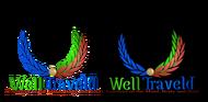 Well Traveled Logo - Entry #62