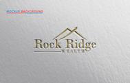 Rock Ridge Wealth Logo - Entry #485