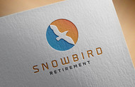 Snowbird Retirement Logo - Entry #97