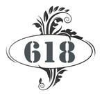 618 Logo - Entry #57