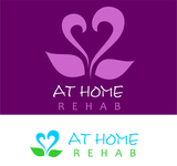 At Home Rehab Logo - Entry #9