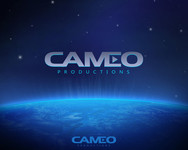 CAMEO PRODUCTIONS Logo - Entry #156