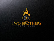 Two Brothers Roadhouse Logo - Entry #47