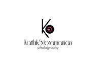 Karthik Subramanian Photography Logo - Entry #109