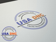 USA DNC Logo - Entry #22