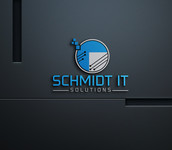 Schmidt IT Solutions Logo - Entry #77