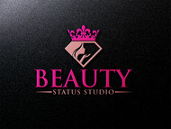 Beauty Status Studio Logo - Entry #138