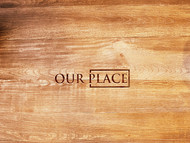 OUR PLACE Logo - Entry #9