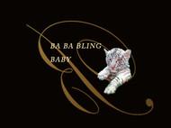 Ba Ba Bling baby Logo - Entry #10