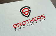 Brothers Security Logo - Entry #18