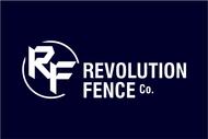 Revolution Fence Co. Logo - Entry #199