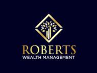 Roberts Wealth Management Logo - Entry #565
