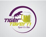 Tiger Tavern Logo - Entry #52