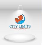 City Limits Vet Clinic Logo - Entry #85
