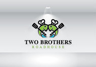 Two Brothers Roadhouse Logo - Entry #85