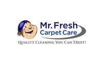 Mr. Fresh Carpet Care Logo - Entry #37