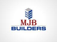 MJB BUILDERS Logo - Entry #54