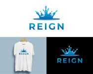 REIGN Logo - Entry #137