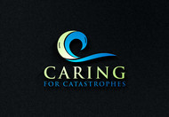 CARING FOR CATASTROPHES Logo - Entry #87